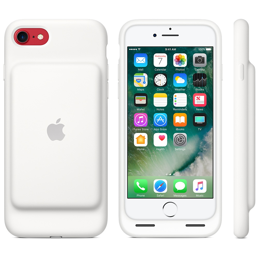 iphone 7 smart battery case mn012 ishop online apple store in karachi pakistan. Black Bedroom Furniture Sets. Home Design Ideas