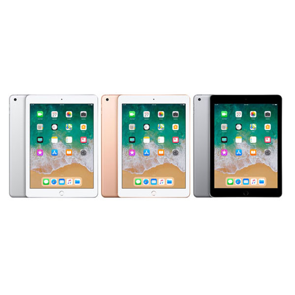 ipad 6th generation 128gb wifi ishop online apple. Black Bedroom Furniture Sets. Home Design Ideas