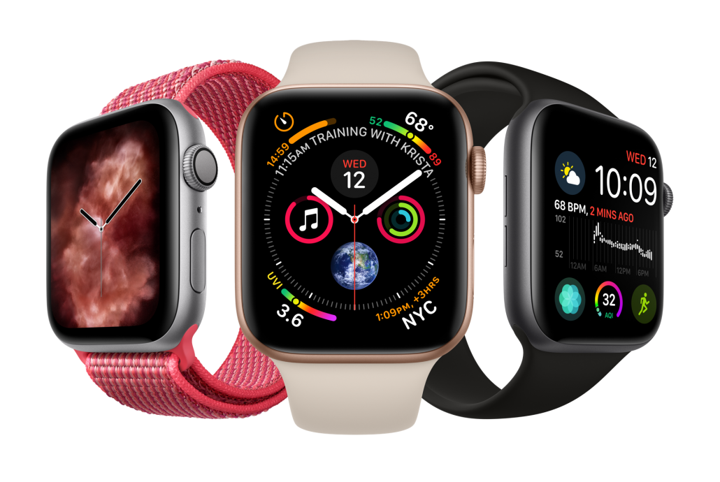 Apple Watch Series 4 in Pakistan