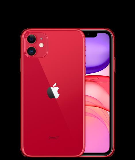 Buy iPhone 11 Red - Apple Store in Pakistan