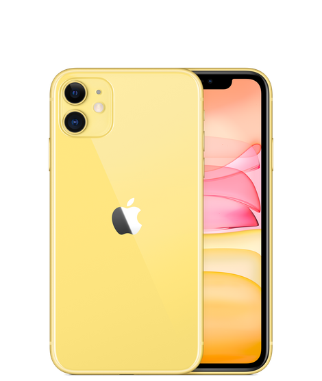 Buy iPhone 11 Yellow - Apple Store in Pakistan