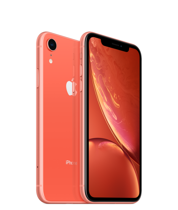 iPhone XR Coral in Pakistan