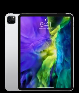 iPad Pro 11-inch 128GB Wi-Fi Silver