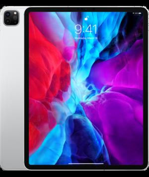 iPad Pro 12.9-inch 128GB Wi-Fi + Cellular Silver