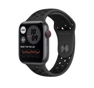 Apple Watch Series 6 black nike