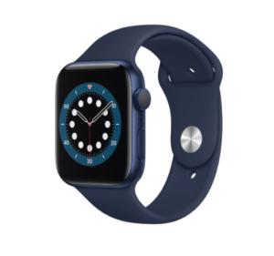 Apple Watch Series 6 Blue Aluminum Case with Sport Band Apple Watch Series 6 Blue Aluminum Case with Sport Band apple pakistan